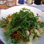 Photo taken at Fonteyne The Kitchen Woluwe by Nelly N. on 6/10/2012