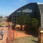 Photo taken at Memorial da Cultura Indígena by Ruy B. on 9/1/2012