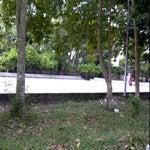 Photo taken at Lapangan DEBES by Desy B. on 6/19/2012