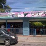 Photo taken at El Buen Sabor De La Arepa .C.A by Rodolfo M. on 8/1/2012