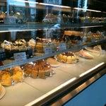 Photo taken at Nadeje Cafe by kevin on 2/15/2012