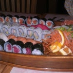 Photo taken at Sakura Sushi Japanese Restaurant by Tom G. on 9/1/2012