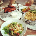 Photo taken at Bryant Park Grill by Janie Y. on 7/15/2012