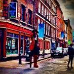 Photo taken at Brick Lane by daniel h. on 9/8/2012
