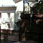 Веранда в парке в Серпухове