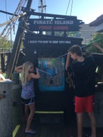 Pirate Island Miniature Golf