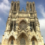 Photo taken at Reims by Victor S. on 8/19/2012
