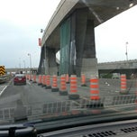 Photo taken at Échangeur Turcot by Gauthier G. on 8/31/2012