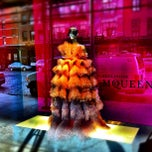 Photo taken at Alexander McQueen by Mister Anderson on 9/8/2012