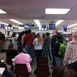 Photo taken at San Mateo DMV Office by Lorna J. on 5/11/2012