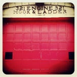 Photo taken at FDNY Engine 243/Ladder 168 by Tom C. on 7/21/2012