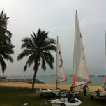 Photo taken at NOSS Sailing Club by ,7TOMA™® S. on 8/26/2012