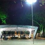 Photo taken at Praça Da Matriz by Rodrigo C. on 3/24/2012