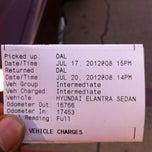 Photo taken at Avis Car Rental by B F. on 7/21/2012