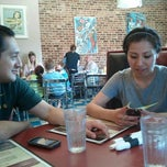 Photo taken at Salt & Pepper Diner by Joanna G. on 3/18/2012