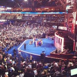 Photo taken at 2012 Democratic National Convention | #DNC2012 by Anthony D. on 9/4/2012