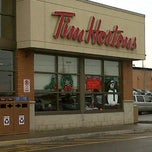 Photo taken at Tim Hortons by Doug T. on 2/7/2012