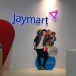 Photo taken at Jaymart (เจมาร์ท) by Kityaporn C. on 9/7/2012