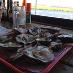Photo taken at Up The Creek Raw Bar by 30A Coastal Life on 4/18/2012
