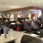 Photo taken at No.1 Traveller Lounge by Martin C. on 12/23/2011