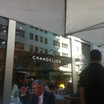 Photo taken at Chandelier by Pierre-Bernard D. on 9/27/2011