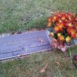 Photo taken at Sunset Memorial Gardens by Mel K. on 5/10/2012