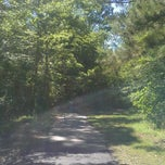 Photo taken at Black Creek Greenway by Tamara N. on 5/11/2012