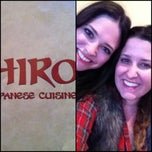 Photo taken at Hiro by Kelsey C. on 3/11/2012