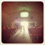 Photo taken at Christ United Methodist Church Statesville by Lee Y. on 6/10/2012