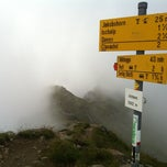 Photo taken at Jatzhorn 2682 m ü. M. by Tomáš V. on 8/3/2012