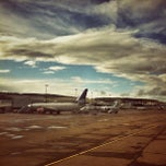 Photo taken at Aberdeen International Airport (ABZ) by Liam B. on 8/29/2012