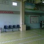 Photo taken at Honda Permata Hijau Automegah by DidiTH Ad! W. on 2/14/2012