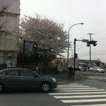 Photo taken at 瀬谷中学校前 交差点 by Nao on 3/29/2013