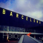 Photo taken at Aeroport de Barcelona-El Prat (BCN) by Bird B. on 7/6/2013