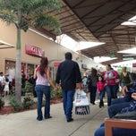 Photo taken at Rio Grande Valley Premium Outlets by Ruben L. on 12/23/2012