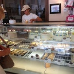 Photo taken at Priory Fine Pastries by Kim E. on 9/4/2013
