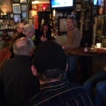 Photo taken at Henninger's Tavern by jan a. on 4/1/2014