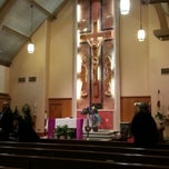 Photo taken at Our Lady Of Sorrows by Ana Kamila R. on 12/16/2012