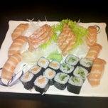 Photo taken at Otousan Japanese Cuisine by Pamela F. on 1/19/2013