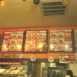 Photo taken at Dunkin' Donuts by Omar E. on 11/21/2012