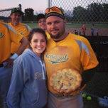 Photo taken at Robert Crawford Baseball Fields by Jeff P. on 7/26/2013
