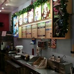 Photo taken at Ben & Jerry's by Sarah N. on 12/20/2013