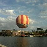 Photo taken at Downtown Disney Pleasure Island by Kelly P. on 2/12/2013