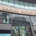 Photo taken at Harvey Nichols by Khaled A. on 5/17/2013