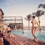 Photo taken at Potato Head Beach Club by Citra P. on 3/22/2013