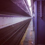 Photo taken at MTA Subway - High St/Brooklyn Bridge (A/C) by Nate B. on 3/30/2013
