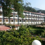 Photo taken at Club Mahindra Naukuchiatal by Karan K. on 10/21/2014