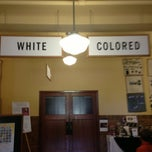 Photo taken at Brown vs. Board of Education National Historic Site by Page L. on 6/28/2013