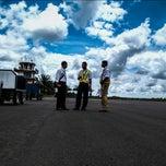 Photo taken at Bandara H. A. S. Hanandjoeddin (TJQ) by Eko P. on 5/25/2013