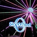 Photo taken at SkyWheel by Neely on 8/23/2013
